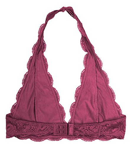 ad34209a4f24f Jual Wonder St Women s Lace Halter Bralette - Everyday Bras