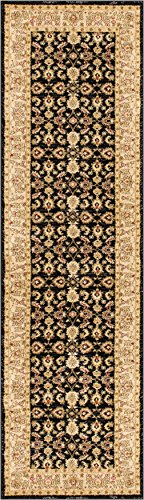 bryce-ziegler-black-isfahan-floral-persian-area-rug-2-x-7-23-x-73-runner-thick-soft-shed-free-easy-t