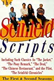 The Seinfeld Scripts: The First and Second Seasons by Jerry Seinfeld (1998-04-30)
