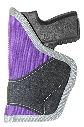 Crossfire Elite REBIRSM-1 Rebel Micro Ambidextrous Semi-Auto Holster, Left/Right Hand, Iris