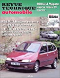 Image de Rta 593.2 Renault megane essence (French Edition)