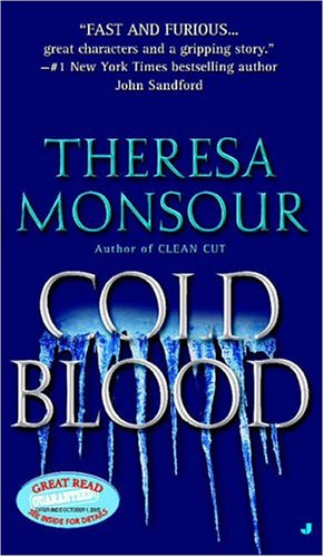 Cold Blood (Paris Murphy Mysteries)
