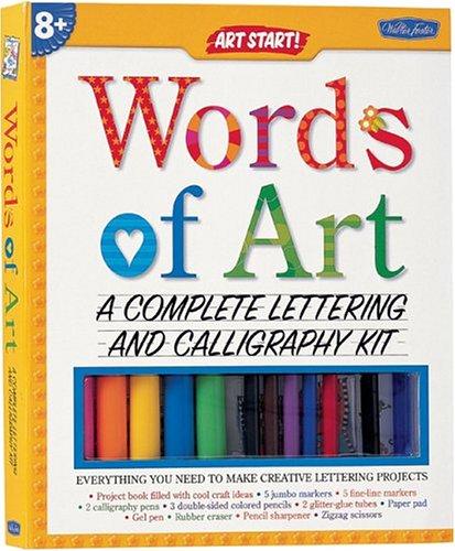 Create Your Own Words of Art (Art Start! Kits)