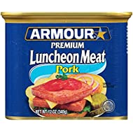 Armour Star Luncheon Meat, 12 oz. (Pack of 12)