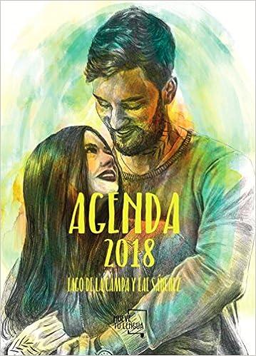 Agenda 2018 Iago de La Campa & Lae Sánchez: Amazon.es: Iago ...