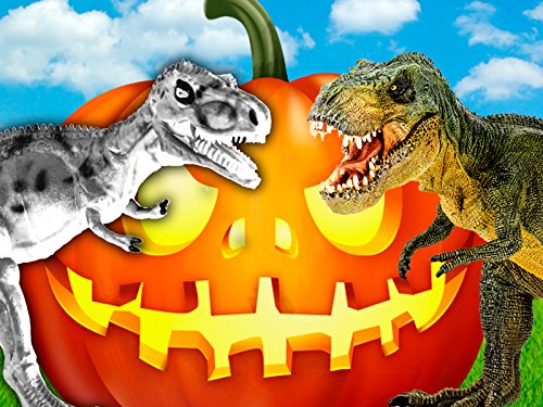 Halloween. Triceratops or