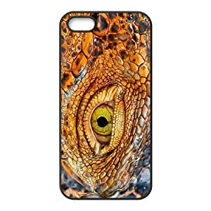 Snake The Unique Printing Art Custom Phone Case for Iphone 5,5S,diy cover case ygtg533215