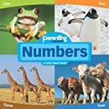 img - for Parenting Magazine Look + Learn Numbers book / textbook / text book