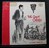Alexander Scourby - The Great Gatsby - Lp Vinyl Record