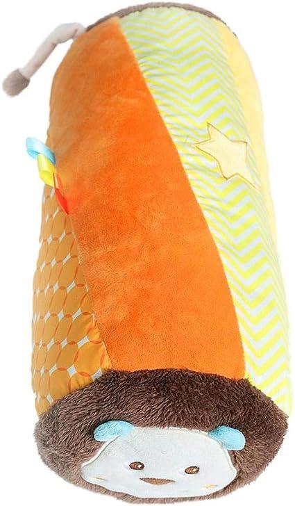 Almohada de rodillos de arrastre para bebés multifuncional ...