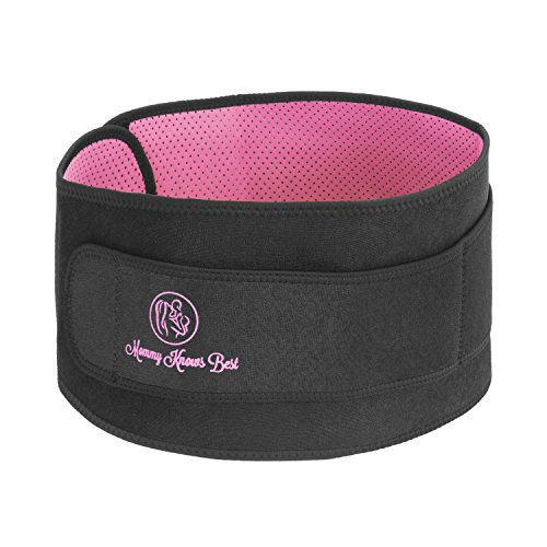 Maternity Belt for Prenatal and Postpartum Pregnancy Support and Recovery - Breathable Abdominal Binder for Back and Belly - Prenatal Support Back