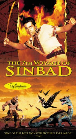 Seventh Voyage of Sinbad [VHS]