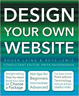 amazon design your own website made easy rhys lewis roger