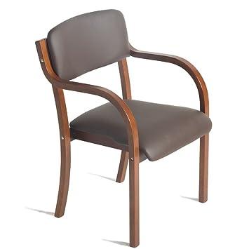 Hochwertiger Weicher Und Bequemer Sitz Massivholz Sessel, Einfache Moderne  Esszimmer, Studie, Schreibtisch