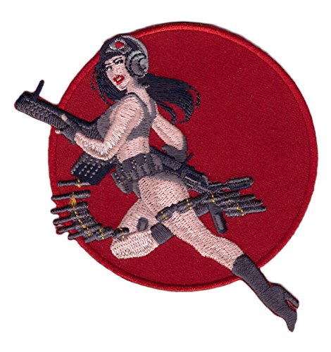 Collectible Pacific Rim Movie GIPSY DANGER PIN UP American Jaeger [ 5 inch] Patch