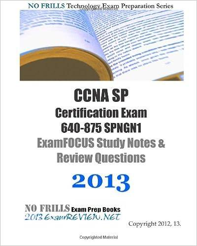 cisco ccna 640-875 spngn1