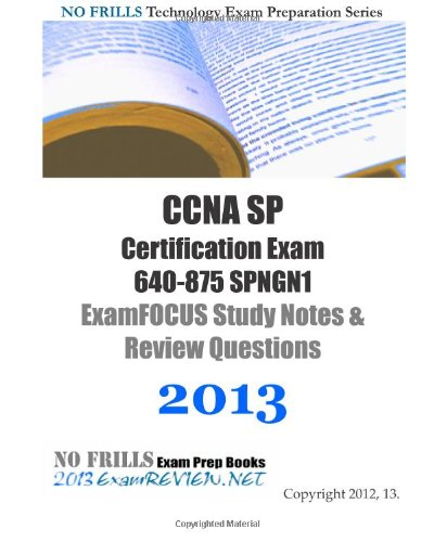 Ccna Service Provider Book Pdf