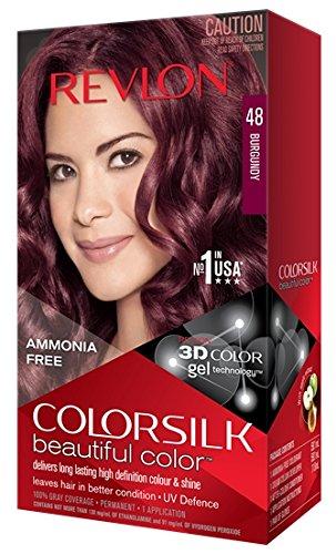 Revlon Colorsilk Beautiful Color Burgundy