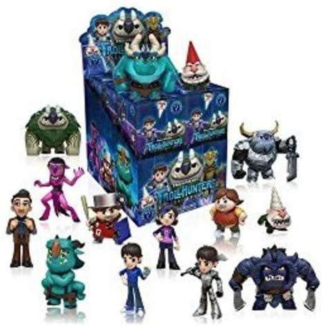 Funko 20523 Mystery Mini: Troll Hunters Series 1 zzCOULD Not Find Pop Vinilo, Multi: Funko Mystery Mini:: Amazon.es: Juguetes y juegos