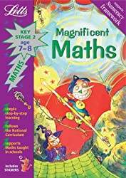 Magnificent Maths Age 7-8 (Letts Magical Topics)