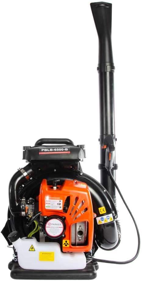 65cc Petrol Backpack Leaf Blower, Extremely Powerful - 210MPH (MK-II)