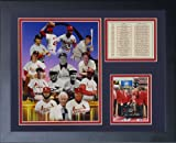 Legends Never Die St. Louis Cardinals Retired Numbers Framed Photo Collage, 11x14-Inch
