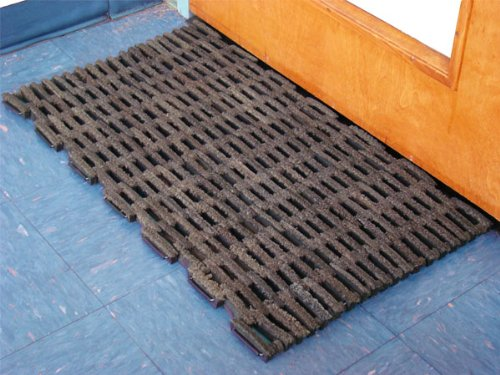 Recycled Rubber Tire Link Mats 24