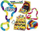 Tangle Jr. Original Classics Bulk Bundle Assortment - 6 Pack