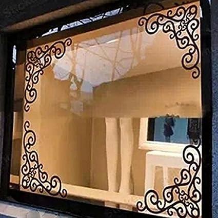 DIY Beautiful Vines Wall Border Sticker Mural Art Vinyl Door Window Decals Decor