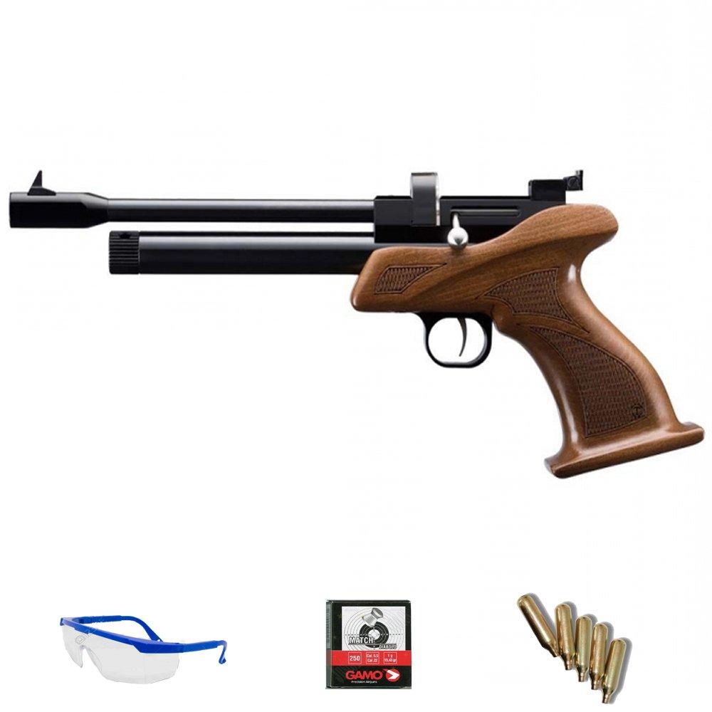 Huenco Tactical Glock Series Pistola Carabina Kit Reload Dispositivo de Carga de la Base del riel gu/ía para Glock G17 G18 G19