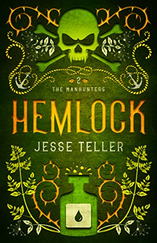 Hemlock (The Manhunters Book 2) by [Teller, Jesse]