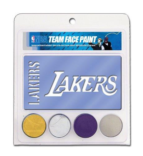 NBA Los Angeles Lakers Face Paint Kit