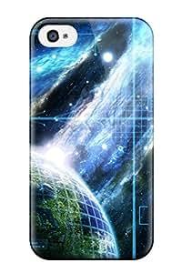 Tpu Case For Iphone 4/4s With PXldFjK14086ACnAe Margarita Thomas Design