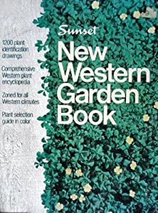 Paperback New Western Garden Book
