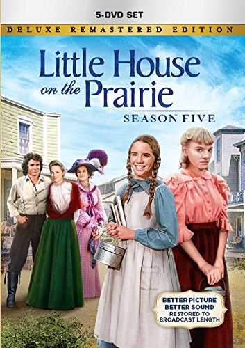 Little House on the Prairie: Season 5 Collection (Boxed Set, 5PC)