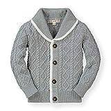 Hope & Henry Boys\ Shawl Collar Cardigan Sweater