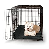 "K&H Manufacturing Odor-Control Crate Pad for Pets, 14 by 22"", Gray"