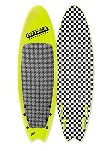 Catch Surf WKSODY66LM17 Wake Surfer-Odysea 6'6 Surfboard