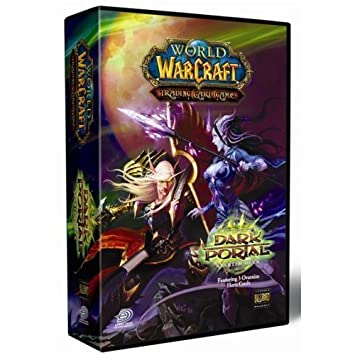 World of Warcraft TCG Dark Portal Starter Deck [Toy] x