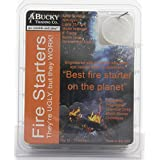 "Bucky Fire Starters (Qty: 12) ""Best Fire Starter on the Planet!"" Also Works Great w/ a Charcoal Chimney & Environmentally Friendly"