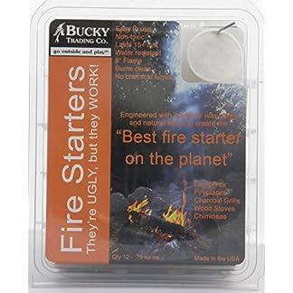 Bucky Fire Starters