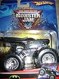 : Hot Wheels Batman Monster Jam 2007 1:64 Scale Truck