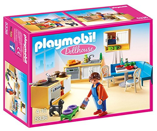 Amazon Com Playmobil Country Kitchen Toys Games