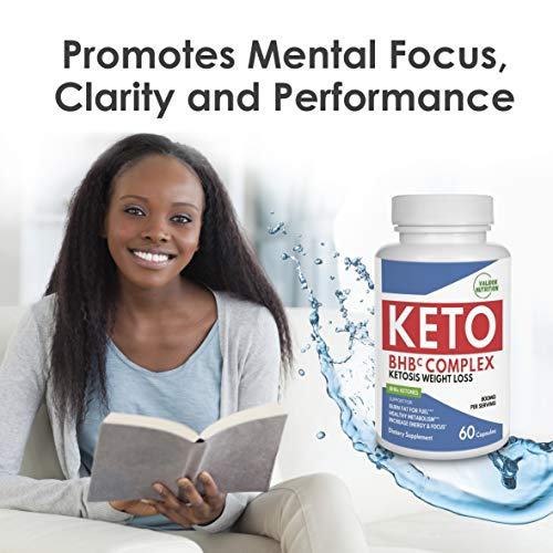Keto Diet Pills Pure Exogenous Ketones Salts For Ketosis