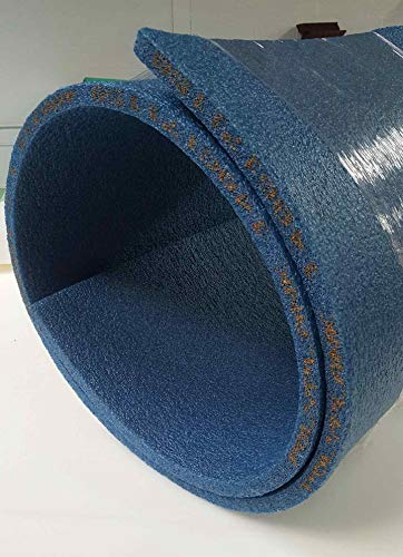 (Blue Polyethylene PE Foam 1.8 LB Density 24
