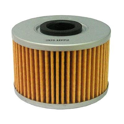 Hiflofiltro HF114 Premium Oil Filter: Automotive