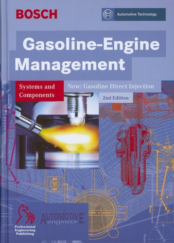 - Gasoline-Engine Management (Bosch Handbooks (REP))