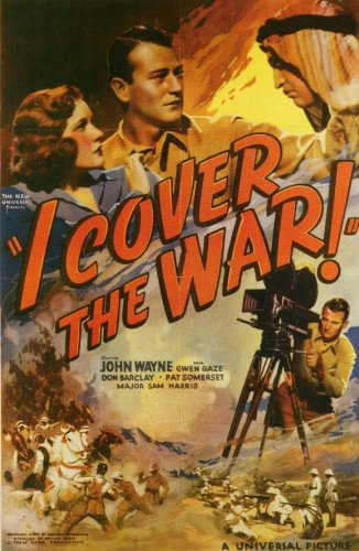 I Cover the War Movie Poster (11 x 17 Inches - 28cm for sale  Delivered anywhere in USA