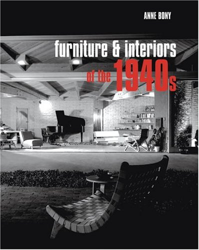 Furniture and Interiors of the 1940s