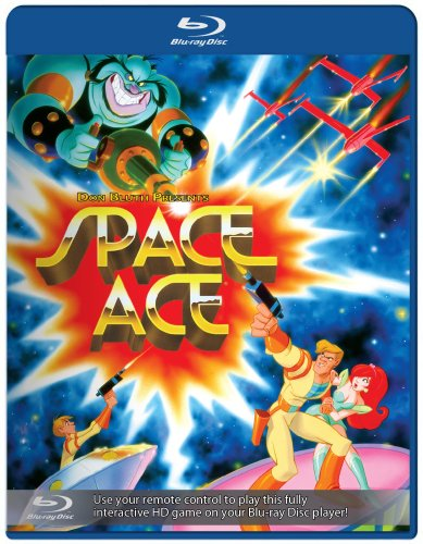space ace blu ray - 1